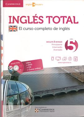 INGLÉS TOTAL. EL CURSO COMPLETO DE INGLÉS. 5