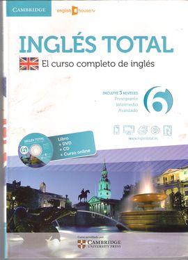 INGLÉS TOTAL. EL CURSO COMPLETO DE INGLÉS. 6