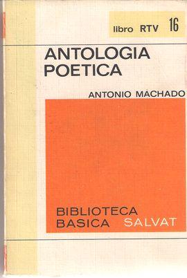 ANTOLOGÍA POÉTICA. LIBRO RTV 16