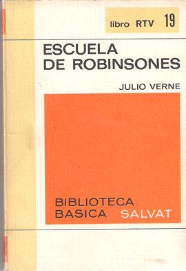 ESCUELA DE ROBINSONES. LIBRO RTV 19
