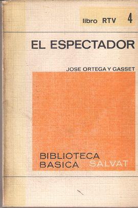 EL ESPECTADOR. LIBRO RTV 4