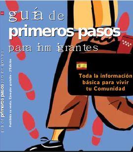 GUIA PRIMEROS PASOS PARA INMIGRANTES