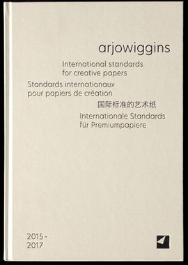 ARJOWIGGINS. ESTANDARES INTERNACIONALES PARA PAPELES CREATIVOS