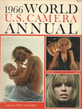 1966 WORLD U. S. CAMERA ANNUAL