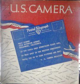 U.S. CAMERA MAGAZINE. NO. 15