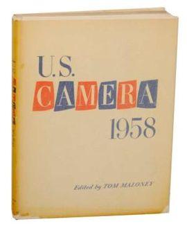 US CAMERA 1953