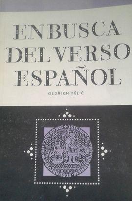 EN BUSCA DEL VERSO ESPAÑOL