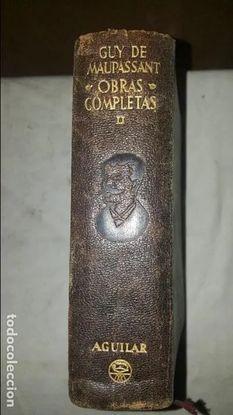 GUY DE MAUPASSANT.  OBRAS COMPLETAS TOMO II