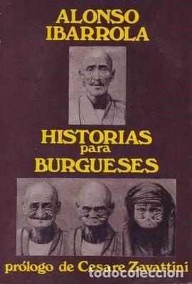HISTORIAS PARA BURGUESES