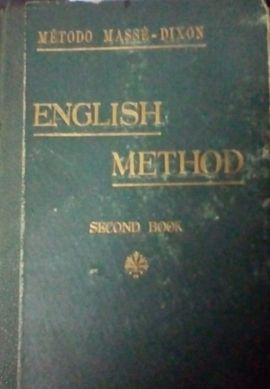 MÉTODO MASSE-DIXON. ENGLISH METHOD. SECOND BOOK