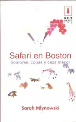 SAFARI EN BOSTON HOMBRES, COPAS Y CAZA MAYOR