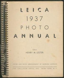 LEICA 1937 PHOTO ANNUAL