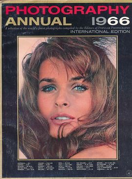 PHOTPGRAPHY ANNUAL 1966. A SELECTION OF WORLD'S FINEST PHOTOGRAPHS COMPILED BY THE EDITORS OF POPULAR PHOTOGRAPHY