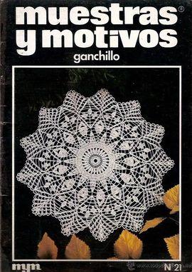 MUESTRAS Y MOTIVOS GANCHILLO Nº 21