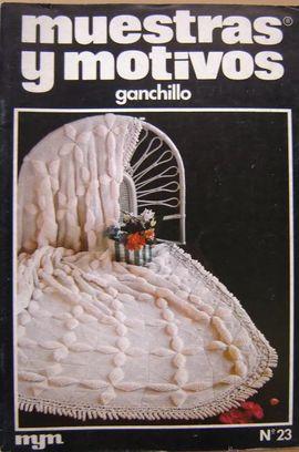 MUESTRAS Y MOTIVOS GANCHILLO Nº 23