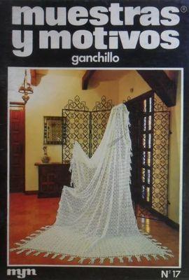 MUESTRAS Y MOTIVOS GANCHILLO Nº 17
