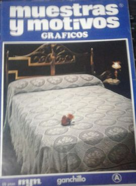 MUESTRA Y MOTIVOS GRAFICOS GANCHILLO A