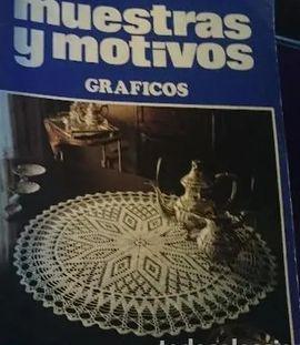 MUESTRA Y MOTIVOS GRAFICOS GANCHILLO 1