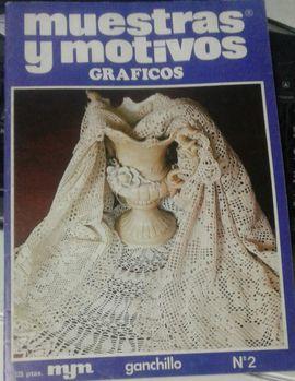 MUESTRA Y MOTIVOS GRAFICOS GANCHILLO 2