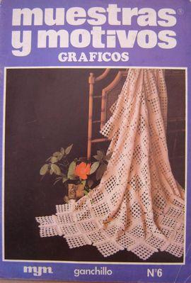 MUESTRA Y MOTIVOS GRAFICOS GANCHILLO 6