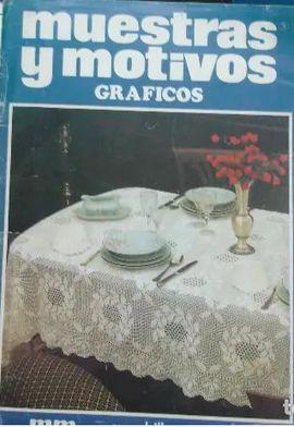 MUESTRA Y MOTIVOS GRAFICOS GANCHILLO 8