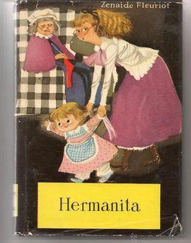 OBRAS JUVENILES. Nº 8. HERMANITA. ILUSTC. PABLO RAMIREZ.