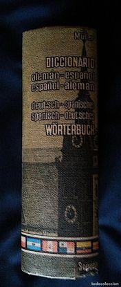 DICCIONARIO ALEMAN - ESPAÑOL / ESPAÑOL - ALEMAN MULLER