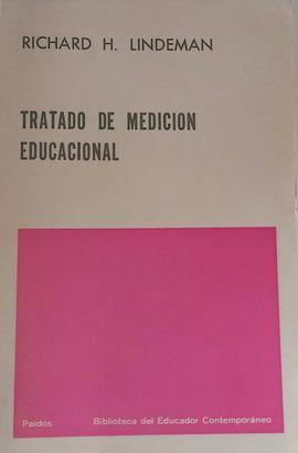 TRATADO DE MEDICION EDUCACIONAL