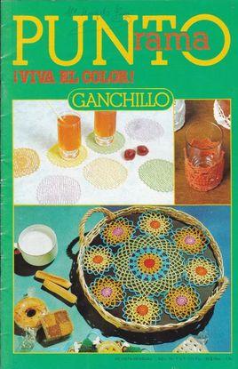 PUNTO RAMA GANCHILLO ииии VIVA EL COLOR иии N║ 24