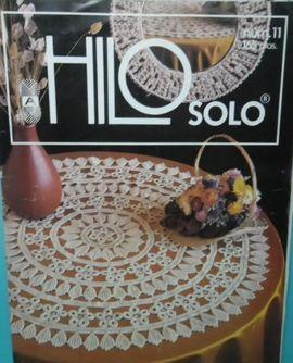 REVISTA HILO SOLO - N´M. 11