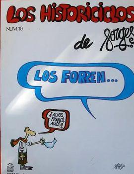 HISTORICICLOS DE FORGES, LOS. LOS FORRENTA AÑOS. (FASCÍCULO Nº 10)