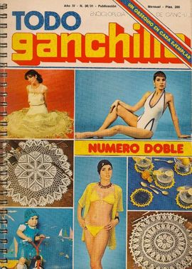 TODO GANCHILLO AÑO IV. N. 30/31