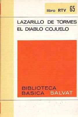 EL LAZARILLO DE TORMES/EL DIABLO COJUELO