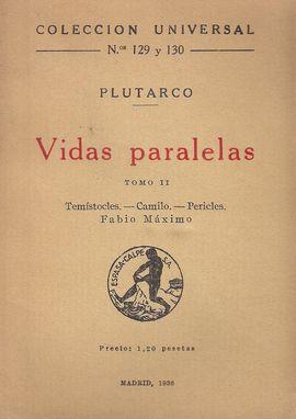 VIDAS PARALELAS, TOMO II