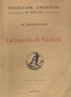 LA TRAGEDIA DE MÁCBETH