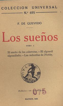 LOS SUEÑOS TOMO I