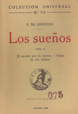 LOS SUEÑOS TOMO II