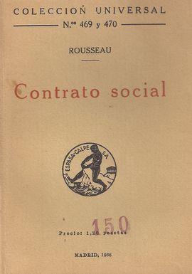 CONTRATO SOCIAL