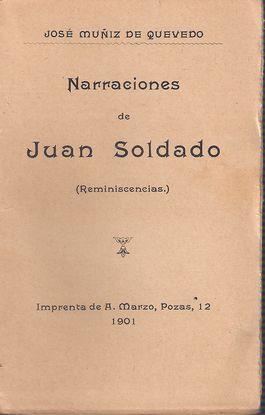 1901 NARRACIONES DE JUAN SOLDADO