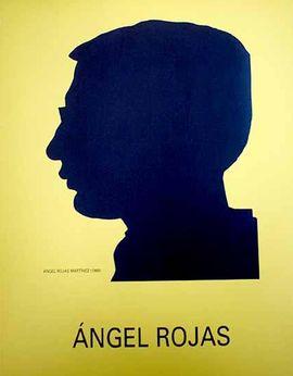 ANGEL ROJAS. CATÁLOGO DEL 11 DE DICIEMBRE DE 2001 AL 6 DE ENERO DE 2002, SALAS PROVINCIALES DE EXPOSICIÓN, PALACIO PROVINCIAL