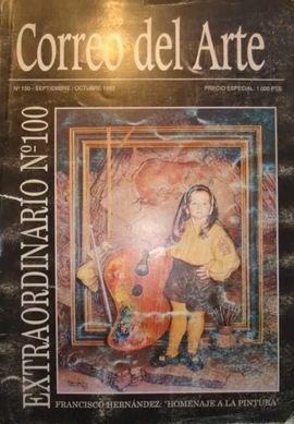 REVISTA CORREO DEL ARTE EXTRAORDINARIO Nº 100.  SEPTIEMBRE/OCTUBRE 1993