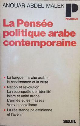 PENSEE POLITIQUE ARABE CONTEMPORAINE
