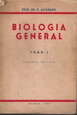 BIOLOGIA GENERAL TOMOS I Y II