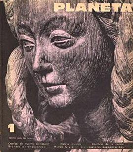 REVISTA PLANETA Nº 1 SETIEMBRE OCTCTUBRE 1964
