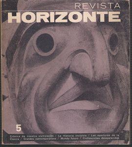 REVISTA HORIZONTE Nº 5 1969