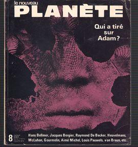 REVUE LE NOUVEAU PLANÈTE.  Nº 8 JUIN 1969