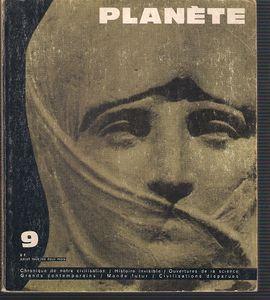 REVUE PLANETE.  Nº 9 MARS AVRIL 1963