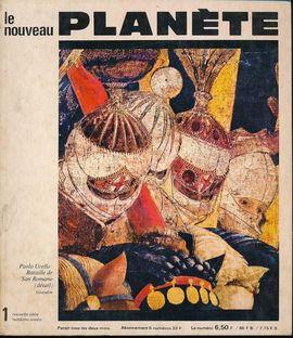 REVUE LE NOUVEAU PLANÈTE.  Nº 1 SEPTEMBRE /OCTUBRE 1968