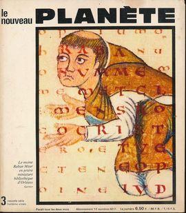 REVUE LE NOUVEAU PLANÈTE.  Nº 3 DÉCEMBRE 1968 / JANVIER 1969