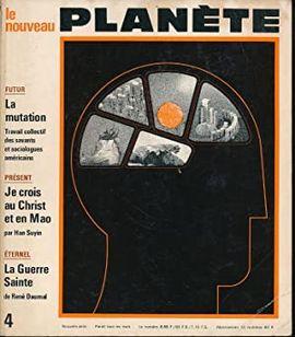 REVUE LE NOUVEAU PLANÈTE.  Nº 4 FÉVRIER 1969
